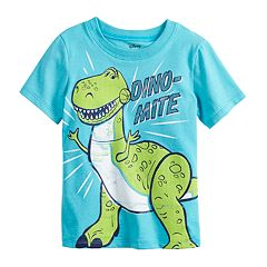 Disney / Pixar Toy Story 4 Baby Boy Rex 'Dyno-Mite' Graphic Tee by Jumping Beans®