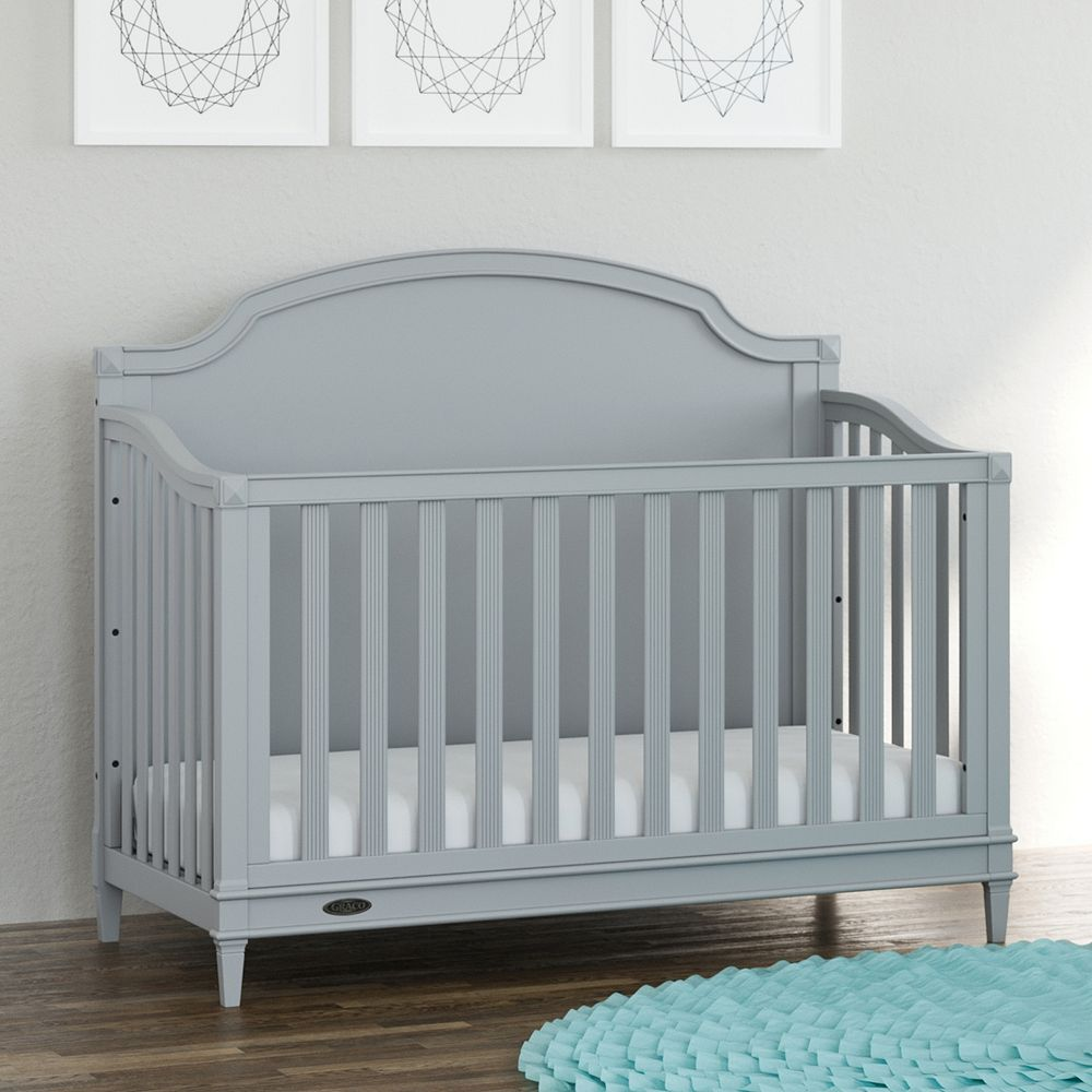 Storkcraft Graco Alicia 4-in-1 Convertible Crib