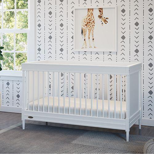 Storkcraft Graco Ashleigh 3-in-1 Convertible Crib