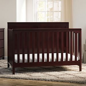 Storkcraft Alpine 4-in-1 Convertible Crib