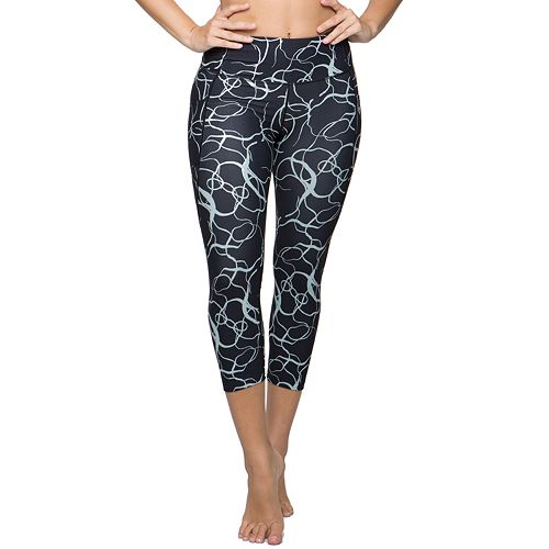 Women's Colosseum Allure Capri Leggings