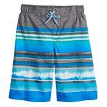 Boys 8-20 ZeroXposur Striped Swim Shorts