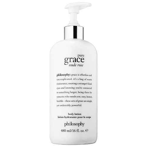philosophy Pure Grace Nude Rose 16 oz. Body Lotion