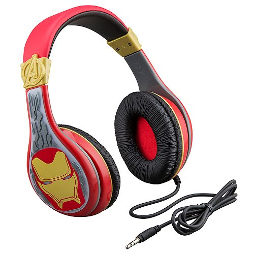 eKids Marvel Avengers Youth Headphones