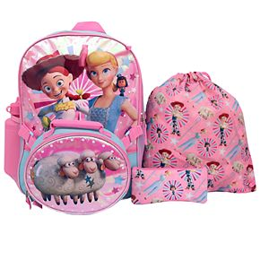 Kids Disney / Pixar Toy Story 4 5-piece Backpack Set