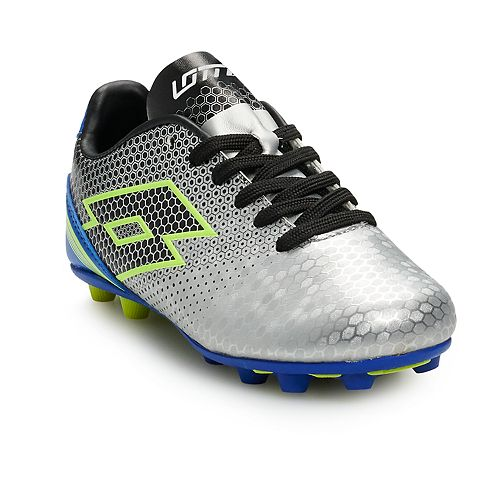 Lotto Spectrum Elite Boys' Firm Ground Soccer Cleats