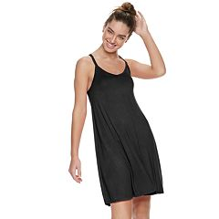 Juniors' SO® Racerback Knit Dress