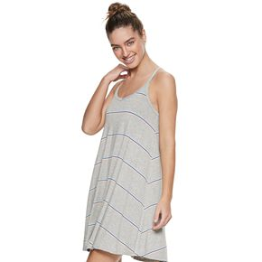 Juniors' SO® Racerback Knit Dress