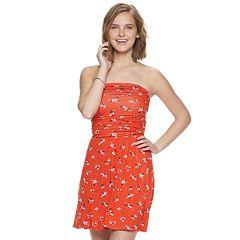 Juniors' SO® Short Tube Dress