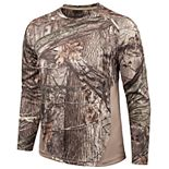 Men's Huntworth Camo Lightweight Hunting Top