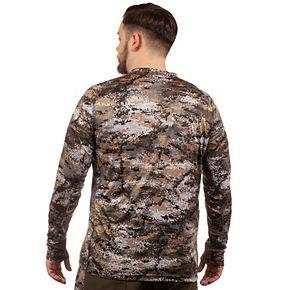 Men's Huntworth Camo Lightweight Hunting Top