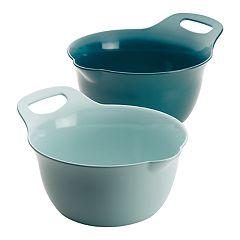Rachael Ray Tools & Gadgets 2-pc. Nesting Mixing Bowl Set