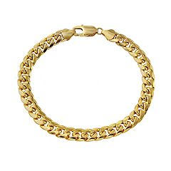 cea560947f70f Mens Gold Jewelry | Kohl's