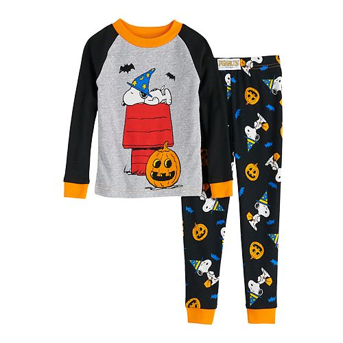 Toddler Snoopy Halloween Pajama Set