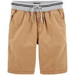 Boys 4-12 OshKosh B'gosh® Canvas Shorts