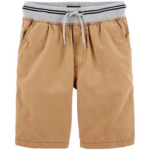 Boys 4-14 OshKosh B'gosh® Canvas Shorts