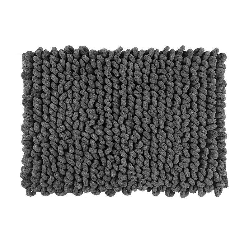 Koolaburra by UGG Kinslei Bath Rug. Grey. 20X30