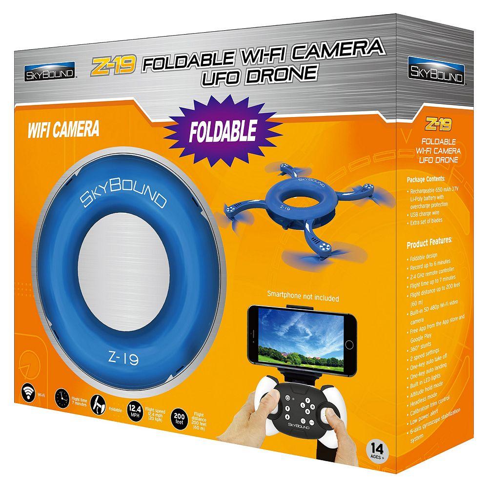 Swift Stream Z-19 Wifi Camera Foldable UFO Drone