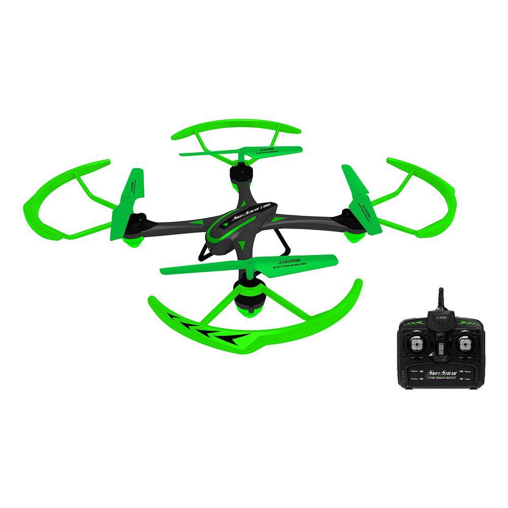 Swift Stream Glow in the Dark Camera Drone