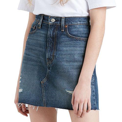 Women's Levi's® Deconstructed Iconic Skirt