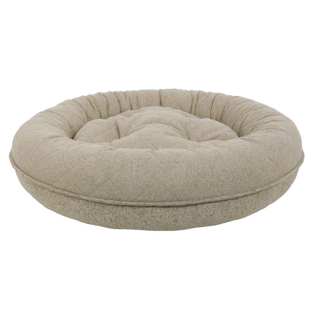 Arlee Donut Lounger & Cuddler Style Pet Bed