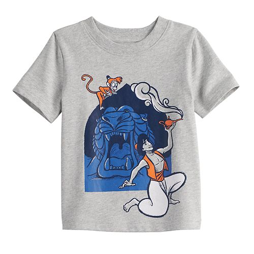 f0019c72 Disney's Aladdin Toddler Boy Graphic Tee by Jumping Beans®