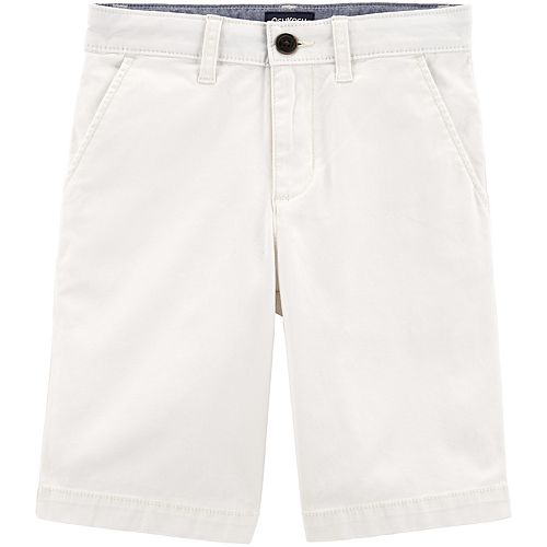 Boys 4-14 OshKosh B'gosh® Twill Shorts
