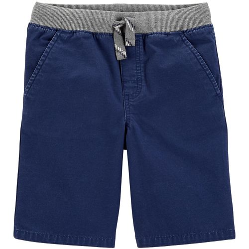 Boys 4-14 Carter's Pull On Dock Shorts