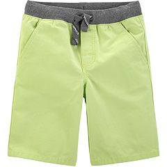 Boys 4-14 Carter's Pull On Dock Shorts