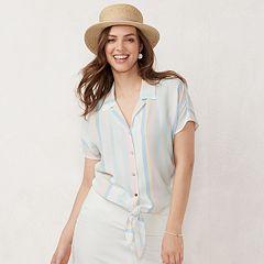 Women's LC Lauren Conrad Souvenir Shirt