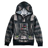 Boys 8-20 Star Wars Darth Vader Full-Zip Hoodie