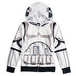 Boys 8-20 Star Wars Stormtrooper Costume Hoodie