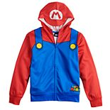 Boys 8-20 Super Mario Costume Hoodie