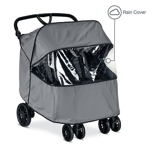Britax B-Lively Wind and Rain Double Stroller Cover