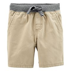 Toddler Boy Carter's Pull On Dock Shorts
