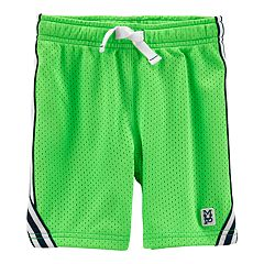 Toddler Boy Carter's Pull On Mesh Shorts
