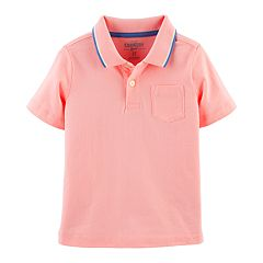015581e1d Boys Pink Polos Kids Tops, Clothing | Kohl's