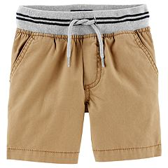 Toddler Boy OshKosh B'gosh® Pull On Canvas Shorts