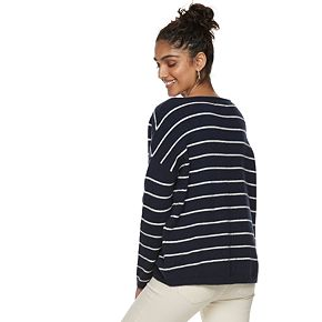 Women's POPSUGAR Pocket Pullover Sweater