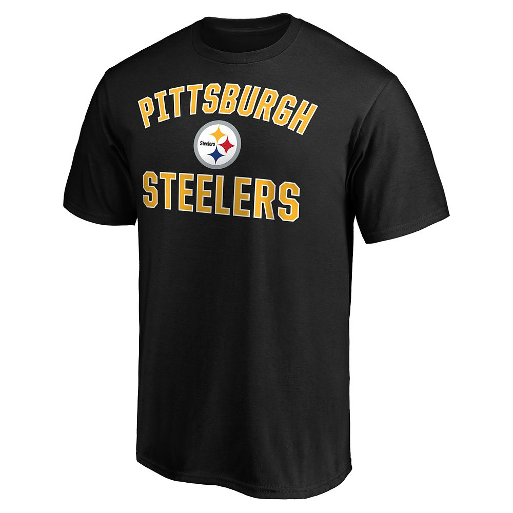 Men's Pittsburgh Steelers Victory Arch Tee