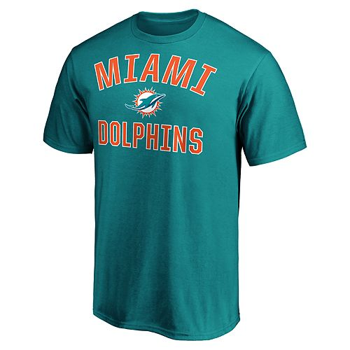 Men's Miami Dolphins Victory Arch Tee