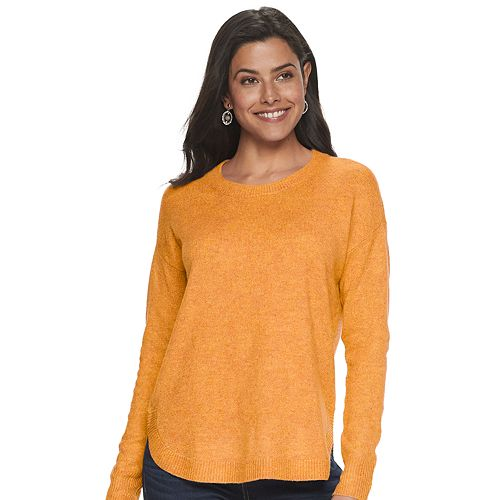 Women's SONOMA Goods for Life® Drop Shoulder Pullover
