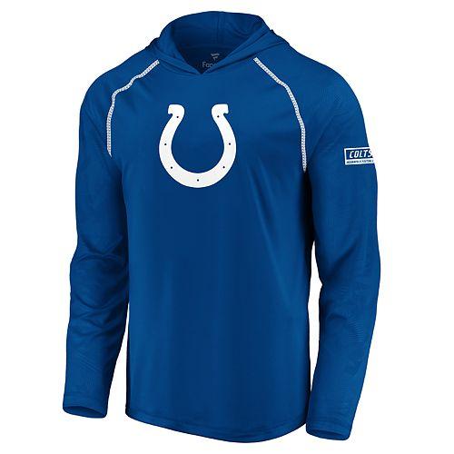 Men's NFL Indianapolis Colts Defender Logo Pullover