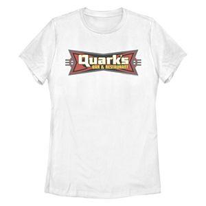 Juniors' Star TrekDeep SpaceNine Quarks Bar Tee