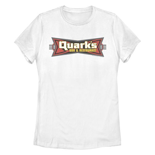 Juniors' Star Trek: Deep Space Nine Quark's Graphic Tee
