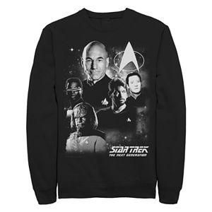 Star Trek Mens 50 Year Frontier Pullover Hoodie