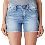 Women's Rock & Republic® Hula Mid-Rise Shorts