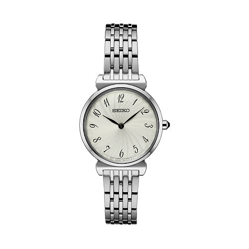Seiko Women's Essential Stainless Steel Watch - SFQ801