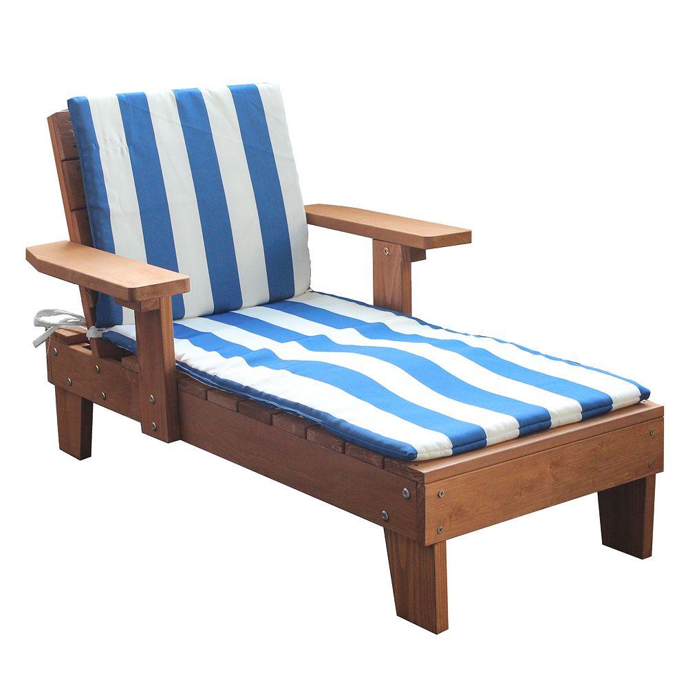 Homewear Kids Chaise Lounge Chair
