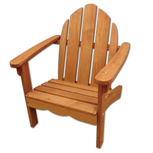 Homewear Wooden Kids Deck Chair